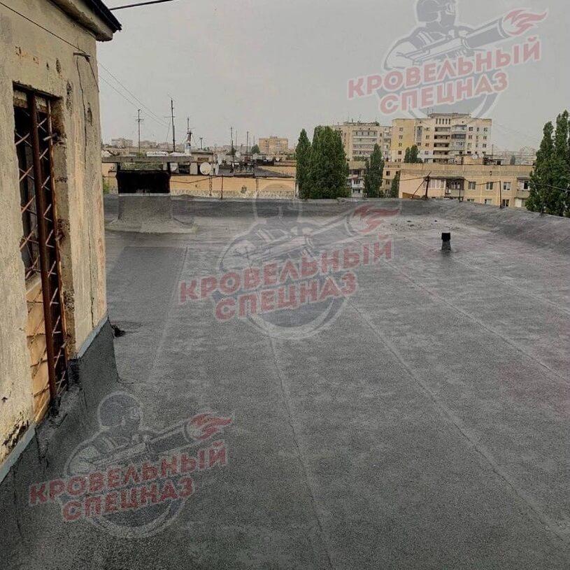 Гидроизоляция хрущевки в Одессе