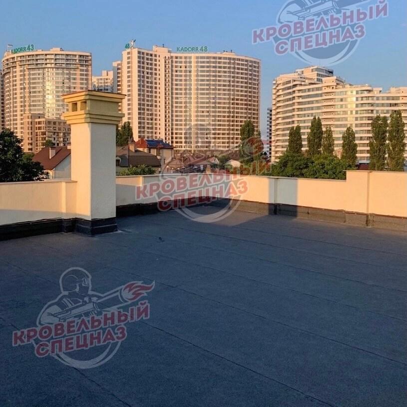 Гидроизоляция многоэтажек в Одессе